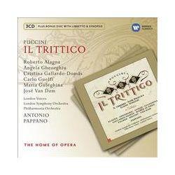 Musik: Il Trittico  von Pappano, Gheorghiu, Alagna, Lso