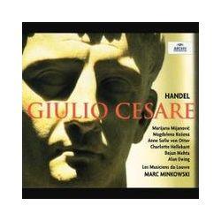 Musik: Giulio Cesare (GA)  von Otter, Kozena, Hellekant, B.Mehta, Minkowski, MDL