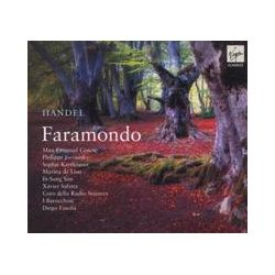Musik: Faramondo  von Jaroussky, Cencic, Fasolis
