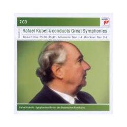 Musik: Rafael Kubelik conducts Great Symphonies  von Symphonieorchester des Bayerischen Rundfunks, Rafael Kubelik