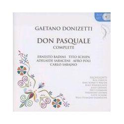 Musik: Don Pasquale  von Badini, POLI, Schipa, Streich, Greindl, Lehmann, Sabajno