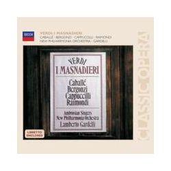 Musik: I Masnadieri (GA)  von New Philharmonia Orchestra London, Bergonzi, Caball, Gardelli