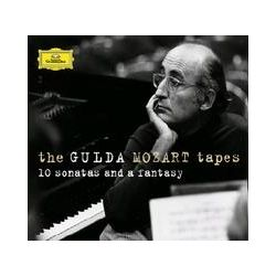 Musik: The Gulda Mozart Tapes 10 Sonaten+Fantasie  von Friedrich Gulda
