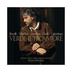 Musik: Il Trovatore (GA)  von Orchestra del Teatro Massimo Bellini Catania, Bocelli, Zaremba, Villarroel, Mercurio