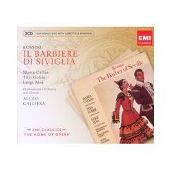 Musik: Il Barbiere Di Siviglia (GA)  von Callas, Gobbi, ALVA, Alceo Galliera