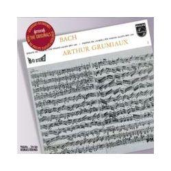 Musik: Sonaten & Partiten Violin Solo Bwv 1001-1006/+  von Arthur Grumiaux, Egida Giordani Sartori