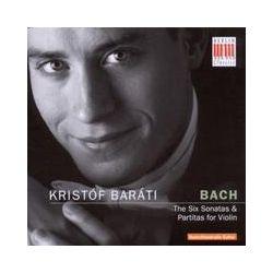 Musik: Sonaten Und Partiten F.Violine BWV 1001-1006  von Kristof Barati