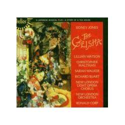 Musik: The Geisha (GA)  von New London Light Opera Choir & Orchestra