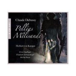 Musik: Pelleas et Melisande  von Michel Roux, Elisabeth Schwarzkopf, Ernst Haeflinger