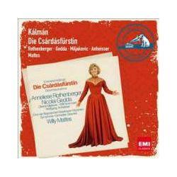 Musik: Die Csardasfürstin  von Rothenberger, GEDDA, Mattes