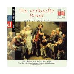 Musik: Die Verkaufte Braut (QS,Dt.)  von Schlemm, Apreck, Suitner, SD