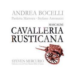 Musik: Cavalleria Rusticana (GA)  von A. Bocelli, Marrocu, Mercurio, Orch.Teat.Mass.Bellini