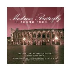Musik: Madame Butterfly  von Giacomo Puccini