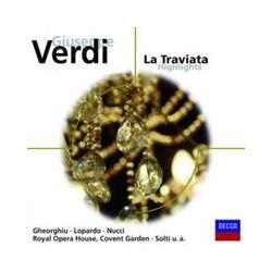 Musik: La Traviata Highlights  von Gheorghiu, Lopardo, Nucci, Roho, Solti