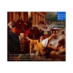 Musik: Judas Maccabaeus (GA)  von Nuria Rial, Barockorchester Hamburg, R. Beck, Elbipolis Barockorch.Hamburg