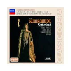 Musik: Semiramide  von London Symphony Orchestra, J. Sutherland, M. Horne, R. Bonynge, Lso
