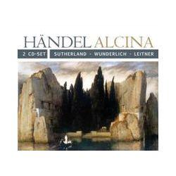 Musik: Händel: Alcina  von Joan Sutherland, Fritz Wunderlich, Ferdinand Leitner