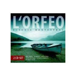 Musik: Monteverdi: LOrfeo  von Helmut Koch