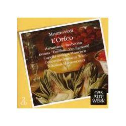Musik: LOrfeo (GA)  von Nikolaus Harnoncourt, CMW