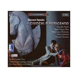 Musik: I Giuochi D'Agrigento  von Nardis, Bitar, Rigon, Martorana