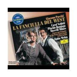 Musik: La Fanciulla Del West (GA)  von Domingo, Neblett, Metha, Roho