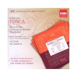 Musik: Tosca-Studio Rec.1953  von Callas, Sabata, Gobbi, Di Stefano