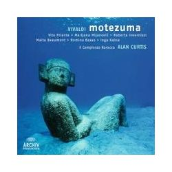 Musik: Motezuma (GA)  von Roberta Invernizzi, Marijana Mijanovic, Vito Priante
