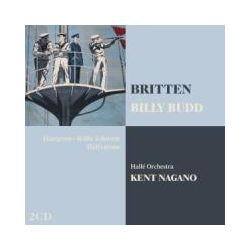 Musik: Billy Budd (GA)  von Thomas Hampson, Anthony Rolfe Johnson