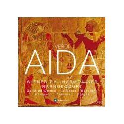 Musik: Aida (GA)  von Nikolaus Harnoncourt, WP