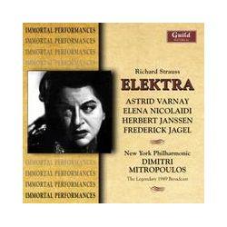 Musik: Strauss Elektra Kpl.  von Mitropulos, Varnay, New York Phil.
