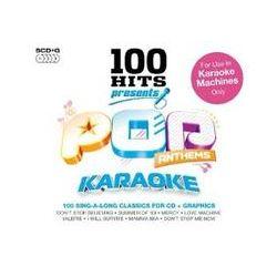 Musik: 100 Hits-Presents Pop Anthems  von Karaoke