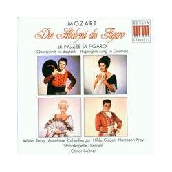 Musik: Le Nozze Di Figaro (QS,Dt.)  von Prey, Güden, Vogel, Suitner, SD