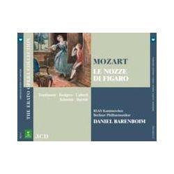 Musik: Le Nozze Di Figaro  von Tomlinson, Rodgers, Barenboim, BP, Bartoli, Cuberli