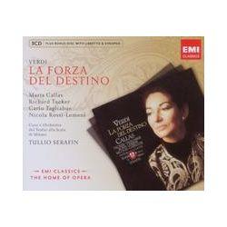 Musik: La Forza Del Destino  von Callas, Tucker, Tagliabue, Tullio Serafin