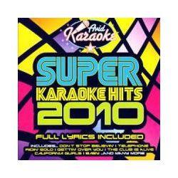 Musik: Super Karaoke Hits 2010 (CD)  von Karaoke