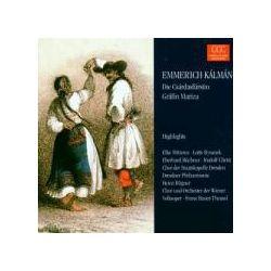 Musik: Die Csardasfürstin/Gräfin Mariza (QS)  von Rysanek, Büchner, Rögner, DP