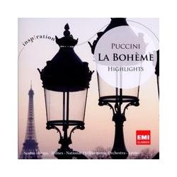Musik: La Boheme-Highlights  von Scotto, Kraus, Levine