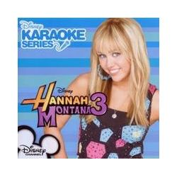 Musik: Disney Karaoke Series/Hannah Montana 3  von Hannah Montana