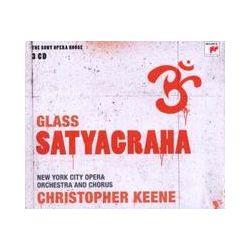 Musik: Satyagraha-Sony Opera House  von Christopher Keene, Ny City Opera Orchestra & Chorus