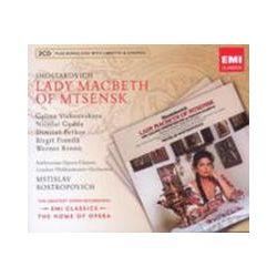 Musik: Lady Macbeth Von Mzensk  von Mstislav Rostropowitsch, Wischnewskaja