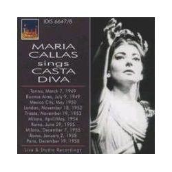 "Musik: Maria Callas singt die ""Casta Diva""  von Maria Callas"