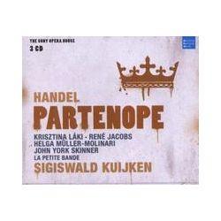 Musik: Partenope-Sony Opera House  von Sigiswald Kuijken, La Petite Bande