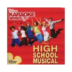 Musik: Disney Karaoke Series/High School Musical  von OST