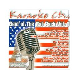 Musik: Best Of The Rat Pack Vol.1-Karaoke CDG  von Karaoke, Rat Pack