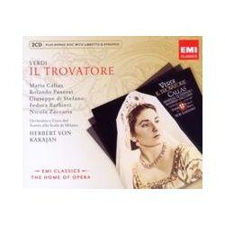 Musik: Il Trovatore (Der Troubadour)  von Herbert von Karajan, Callas, Di Stefano