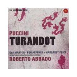 Musik: Turandot-Sony Opera House  von Münchner Rundfunkorchester, Roberto Abbado