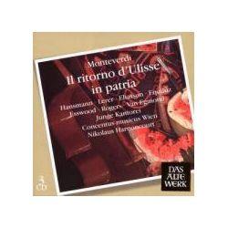 Musik: Il Ritorno DUlisse In Patria  von Nikolaus Harnoncourt, CMW