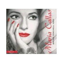 Musik: Callas singt Wagner,Ponchielli,Verdi  von Maria Callas, Votto, GUI, De Sabata