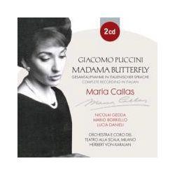 Musik: Puccini: Madama Butterfly (GA/Callas)  von Nicolai Gedda, Maria Callas