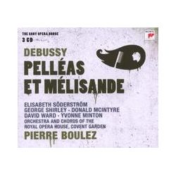 Musik: Pellas et Mlisande-Sony Opera House  von Pierre Boulez